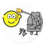 Sculptor buddy icon   sticker_sheets