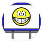 Billboard smile   sticker_sheets