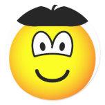 Baret emoticon   sticker_sheets