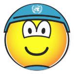 UN soldier emoticon   sticker_sheets