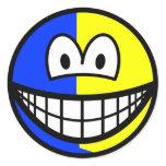 Braveheart smile   sticker_sheets