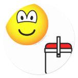 Ice box emoticon   sticker_sheets