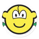 Frankenstein buddy icon   sticker_sheets