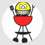 BBQ smile   sticker_sheets