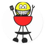 BBQ smile   sticker_sheets