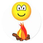 Campfire emoticon   sticker_sheets