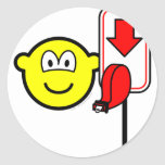Queueing buddy icon take a number  sticker_sheets
