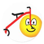 Driewieler emoticon   sticker_sheets