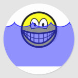 Flooded smile   sticker_sheets