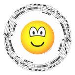 Musical emoticon   sticker_sheets