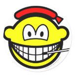 Griep smile   sticker_sheets
