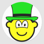 Green hat buddy icon Six Thinking Hats - Creative Lateral Thinking  sticker_sheets