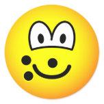 Bowlingball emoticon   sticker_sheets