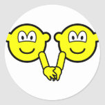 Holding hands buddy icons   sticker_sheets