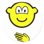 Paper buddy icon rock - paper - scissors  sticker_sheets