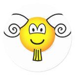 Aries emoticon Zodiac sign  sticker_sheets
