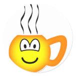 Cup emoticon Hot  sticker_sheets