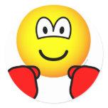 Boxing emoticon   sticker_sheets