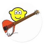 Sitar buddy icon   sticker_sheets