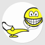 Genie smile   sticker_sheets