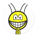 Capricorn smile Zodiac sign  sticker_sheets