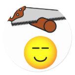 Snoring emoticon   sticker_sheets