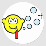 Bubble blowing buddy icon   sticker_sheets