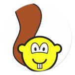 Squirrel buddy icon   sticker_sheets