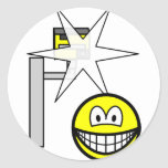 Speed camera smile Caught  sticker_sheets