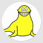 Seal smile   sticker_sheets