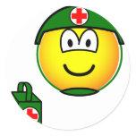 M*A*S*H emoticon medic  sticker_sheets
