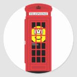 Phone box buddy icon classic red  sticker_sheets