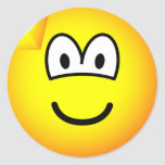 Dented emoticon   sticker_sheets