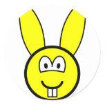 Rabbit buddy icon   sticker_sheets
