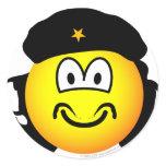Che Guevara emoticon   sticker_sheets