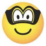 Robber emoticon   sticker_sheets