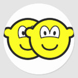 Gemini buddy icon Zodiac sign  sticker_sheets