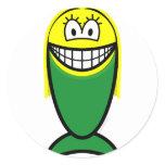 Mermaid smile   sticker_sheets