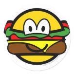 Hamburger buddy icon   sticker_sheets