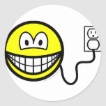 Plugged in smile   sticker_sheets