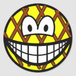 Grilled smile   sticker_sheets