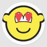 Buddy icon in love   sticker_sheets