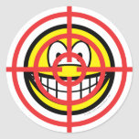 Targeted smile   sticker_sheets