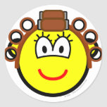Curling buddy icon Permed  sticker_sheets