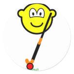 Field hockey buddy icon   sticker_sheets