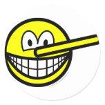 Pinocchio smile   sticker_sheets