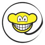 Web monkey smile   sticker_sheets