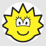 Simpson buddy icon Lisa  sticker_sheets