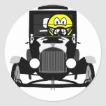 T-ford smile driving  sticker_sheets