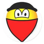Protester emoticon   sticker_sheets
